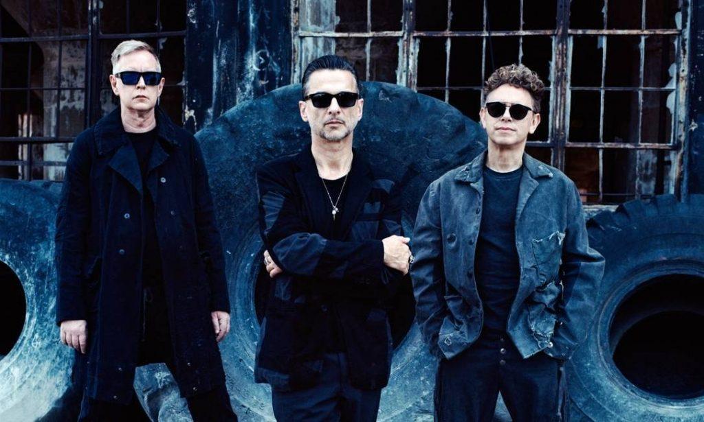 Depeche Mode - foto de Anton Corbijn