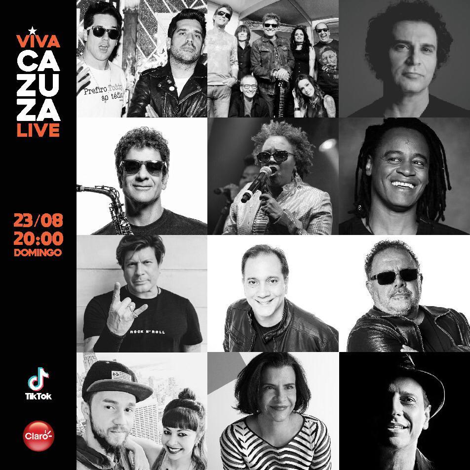 VIVA Cazuza Live