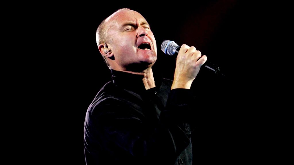 Phill Collins